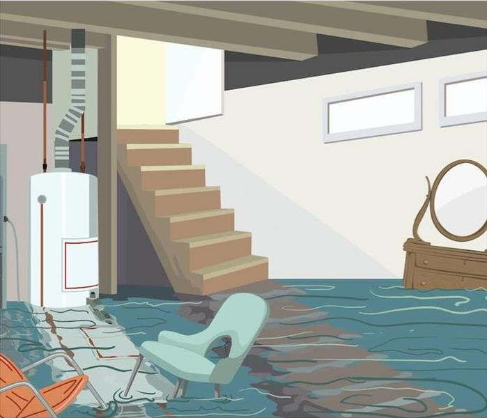 Water Damage Water Removal in Coral Gables