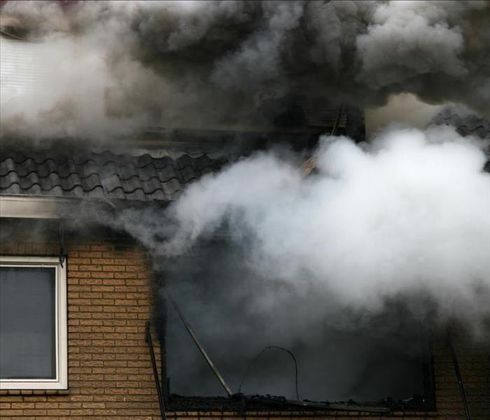 Fire Damage Fire Damage Technicians Out Of Kendall Explain Different Types Of Smoke Residues