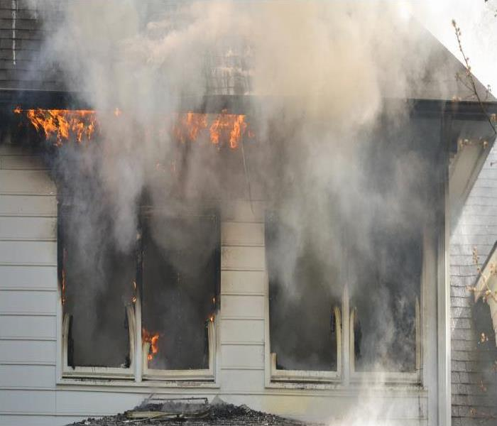 Why SERVPRO We Can Help Remove Foul Odors After A Fire In Your Coral Gables Property