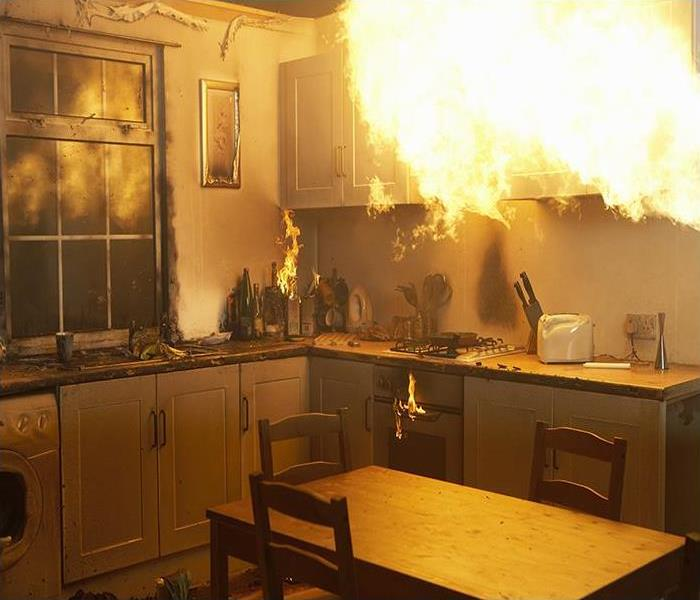 Fire Damage Avoiding Kitchen Fires in Your Coconut Grove Home