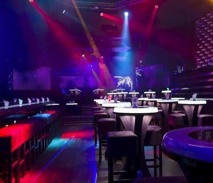 Commercial Reliable Restoration of Your Water Damaged South Miami Nightclub