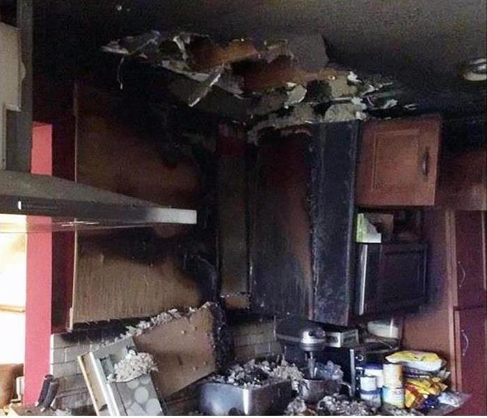 Commercial Call SERVPRO When You Need Professional Fire Damage Restoration In Coral Gables