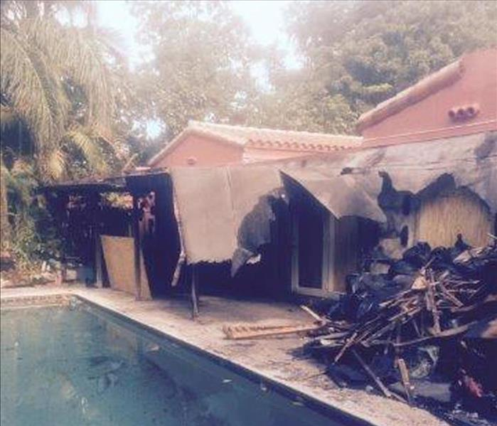 Fire Damage Grilling Ribs and Steaks in Miami Gardens? Invite SERVPRO to Cleanup Any Mishaps with Fire Loss