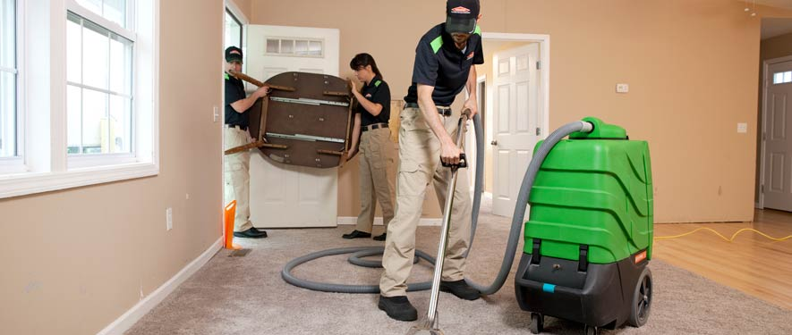South Miami, FL residential restoration cleaning